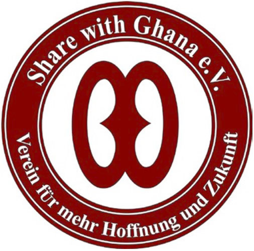 Logo Share with Ghana e.V.